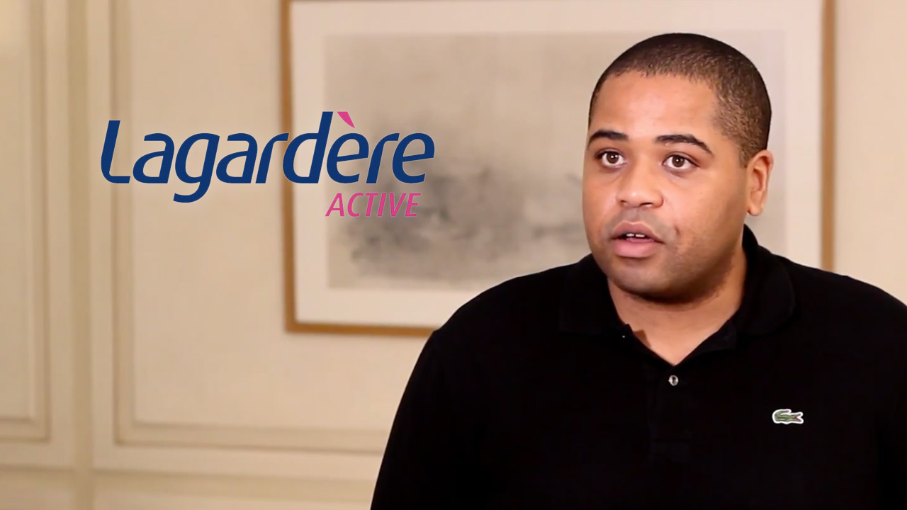 Dilson Varela Ribeiro (Lagardère Active) : better managing monetisation solutions with the TMS