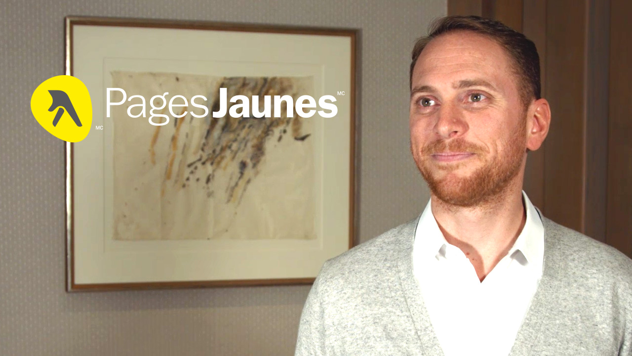 Alexandre Métier (Yellow Pages Canada): the strategic role of data collection