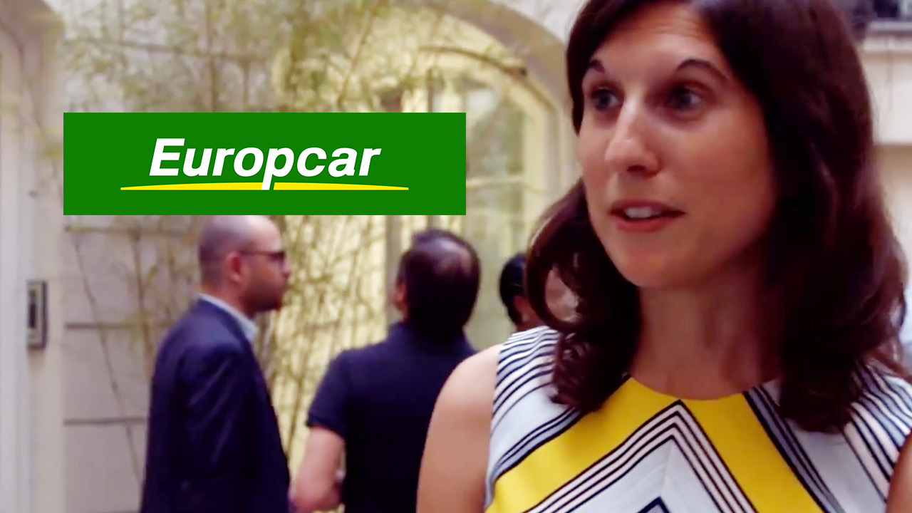 Nathalie Feyte, Head of Digital Business Development, Europcar Group