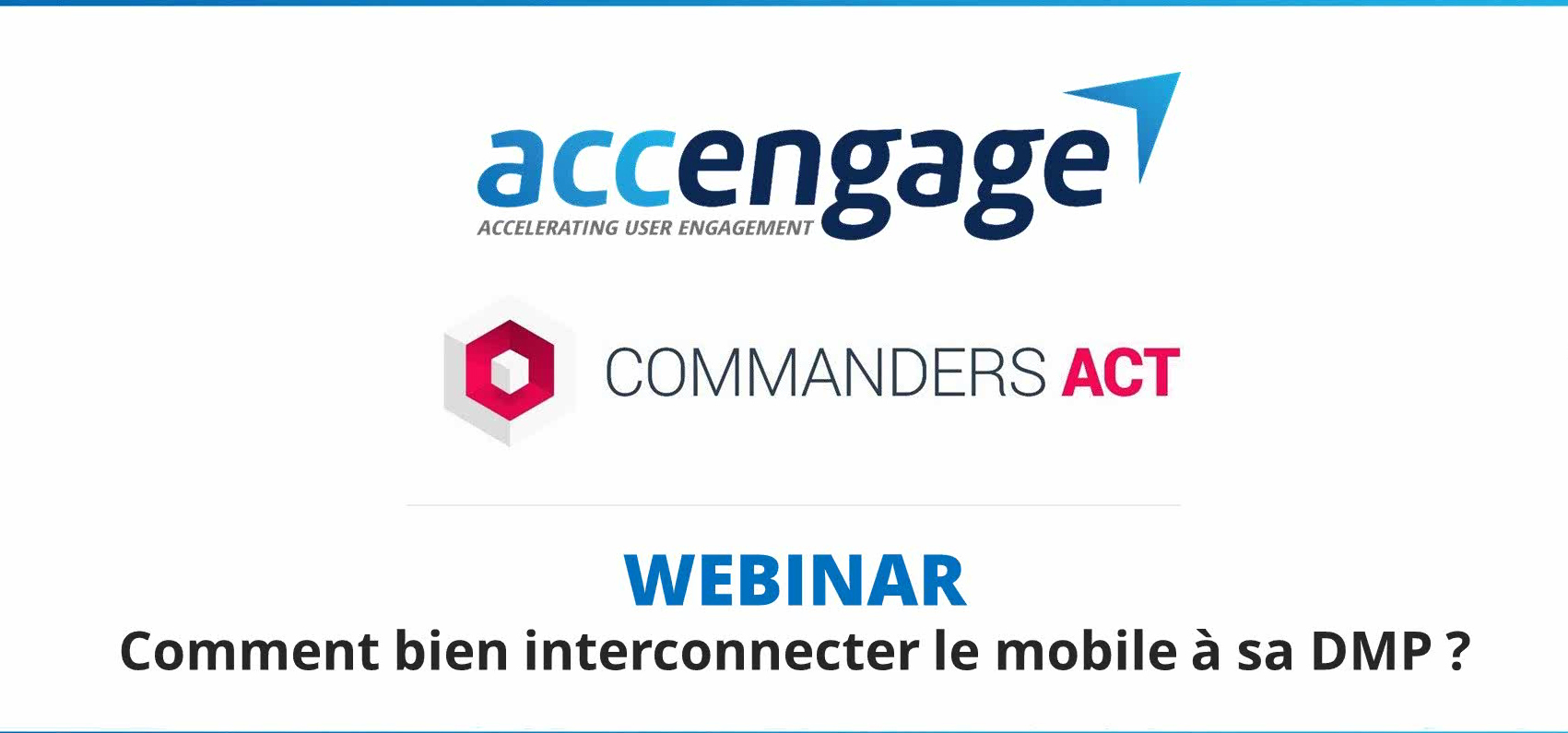 Webinar Interconnecter le mobile à sa DMP
